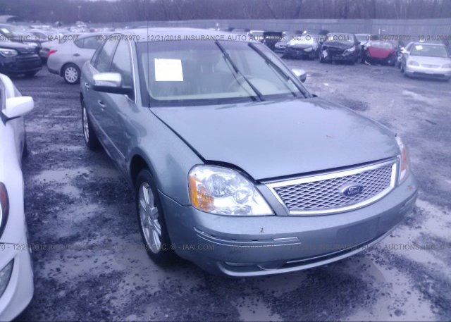 Inventory #505949791 2006 FORD FIVE HUNDRED