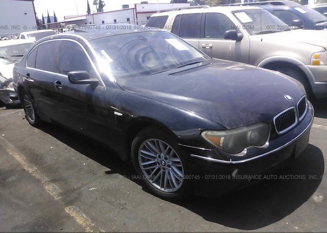 Inventory #307886640 2004 BMW 745