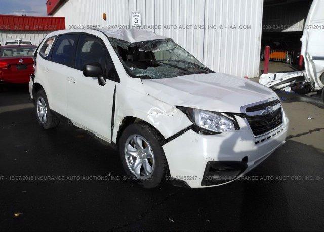 Inventory #327689134 2017 Subaru FORESTER
