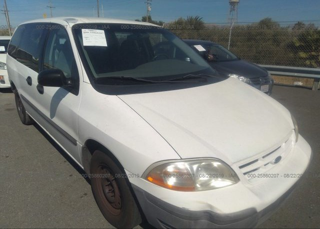 Inventory #991400531 1999 FORD WINDSTAR