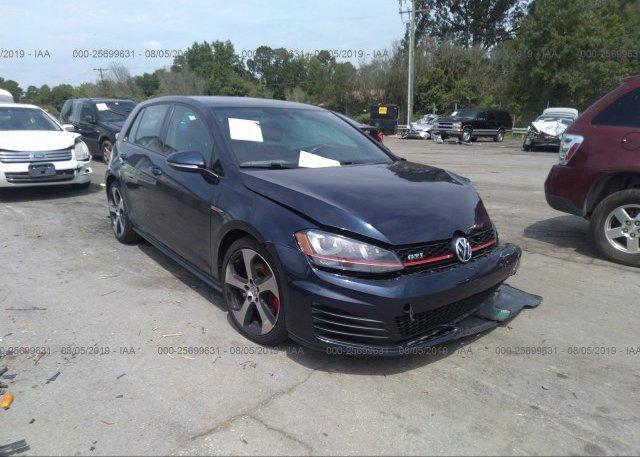 Inventory #203104044 2015 Volkswagen GTI