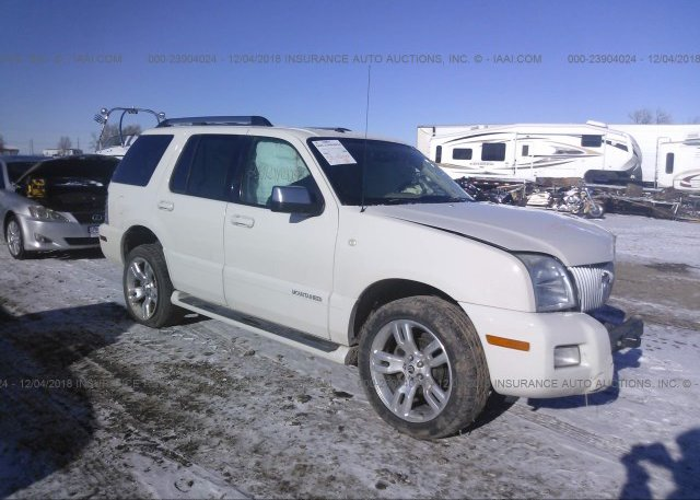 Inventory #952551615 2009 MERCURY MOUNTAINEER