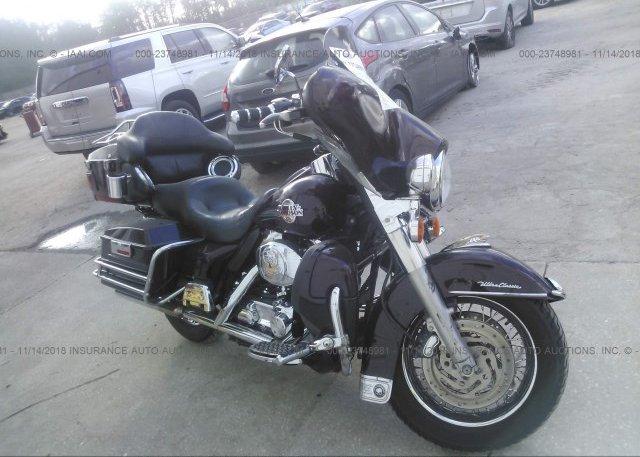 Inventory #284941463 2005 Harley-davidson FLHTCUI