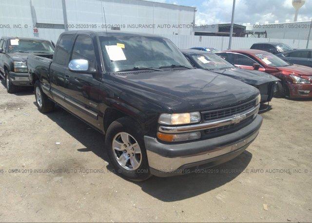 Inventory #622066854 2002 Chevrolet SILVERADO