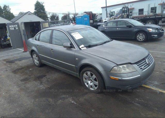 Inventory #213712640 2003 Volkswagen PASSAT