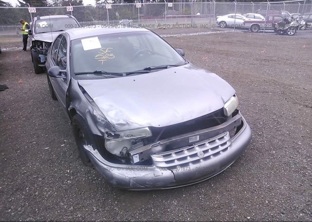 Inventory #623562312 1999 PLYMOUTH BREEZE