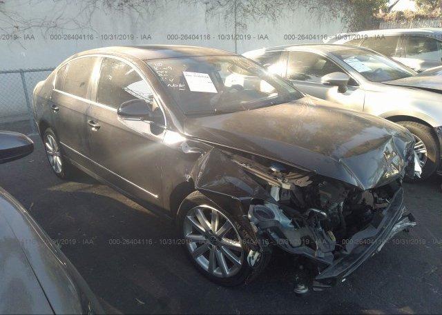 Inventory #297504720 2010 Volkswagen PASSAT