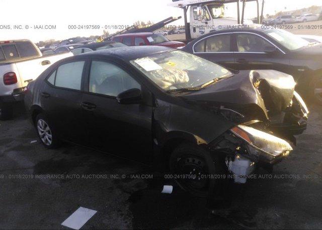 Inventory #135728909 2015 Toyota COROLLA