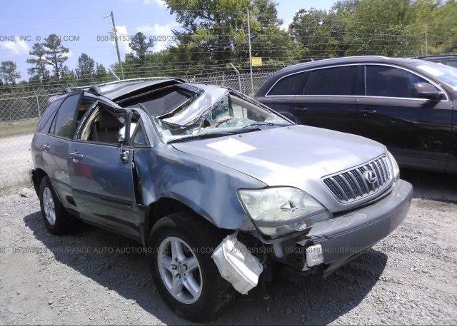 Inventory #838170931 2001 Lexus RX