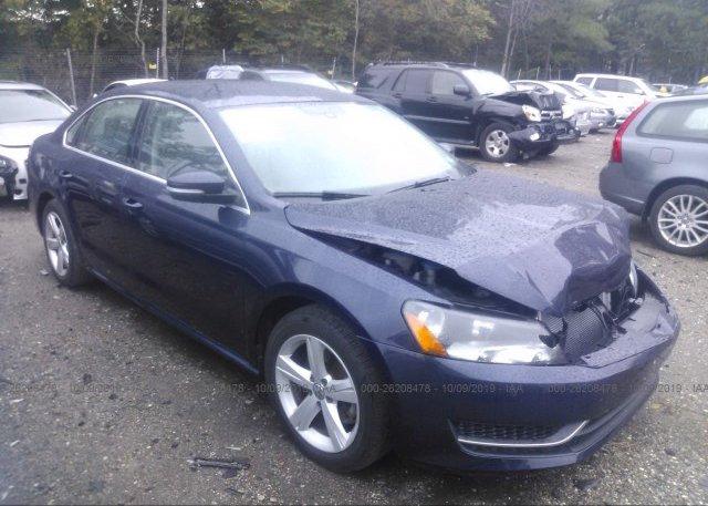 Inventory #448562862 2013 Volkswagen PASSAT