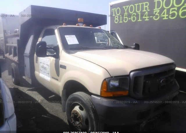 Inventory #295384246 2001 FORD F550