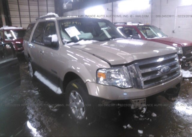 Inventory #754422780 2007 FORD EXPEDITION