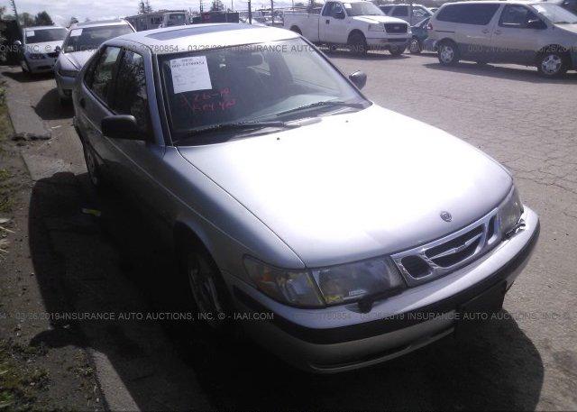 Inventory #388082138 1999 Saab 9-3