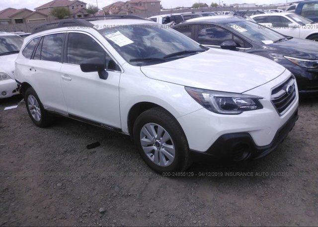 Inventory #478712712 2018 Subaru OUTBACK