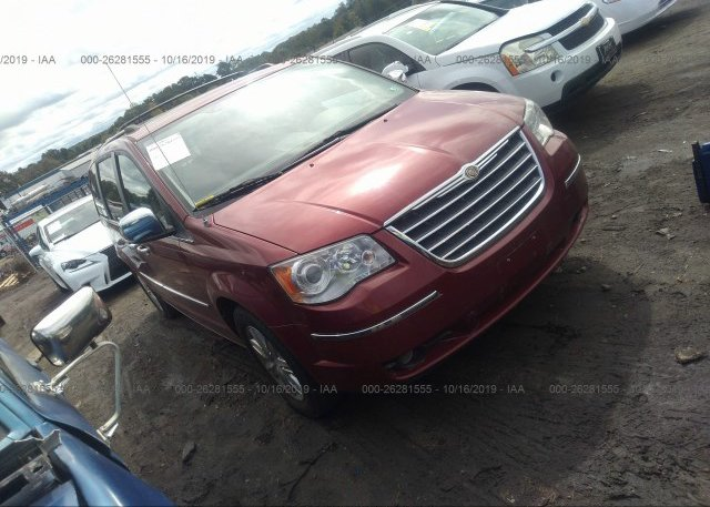 Inventory #130065573 2010 Chrysler TOWN & COUNTRY