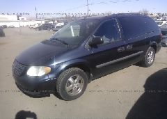 2007 Dodge GRAND CARAVAN - 1D4GP24R17B167600 Right View