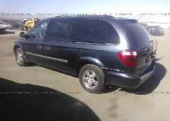 2007 Dodge GRAND CARAVAN - 1D4GP24R17B167600 [Angle] View