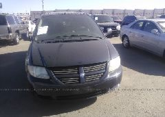 2007 Dodge GRAND CARAVAN - 1D4GP24R17B167600 detail view