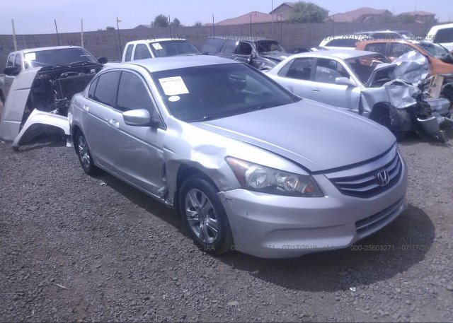 Inventory #833985119 2012 Honda ACCORD