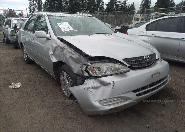 Inventory #968590764 2003 Toyota CAMRY