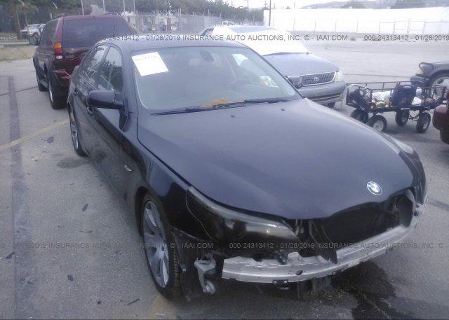 Inventory #554062715 2007 BMW 530