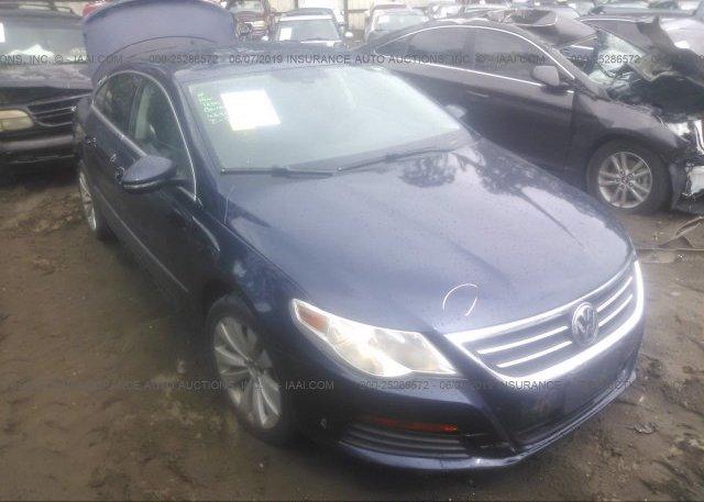 Inventory #539701406 2012 Volkswagen CC