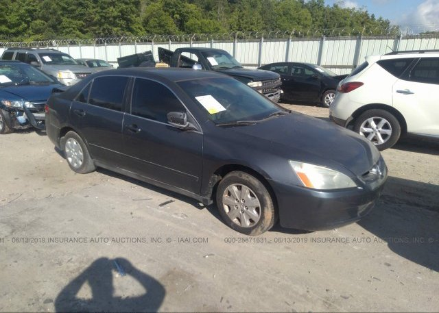 Inventory #132108025 2004 Honda ACCORD