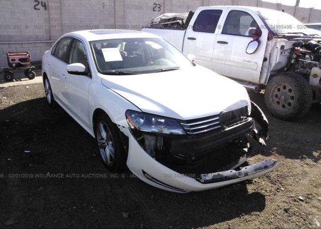 Inventory #716568687 2014 Volkswagen PASSAT
