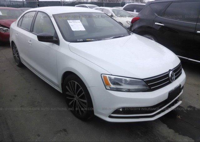 Inventory #688544567 2016 Volkswagen JETTA