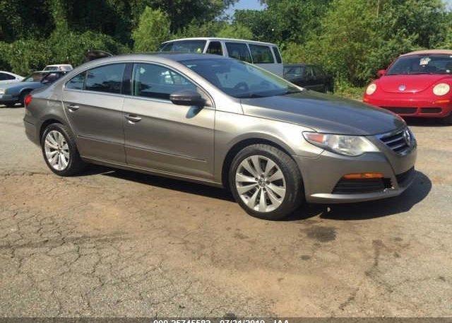 Inventory #863196439 2012 Volkswagen CC