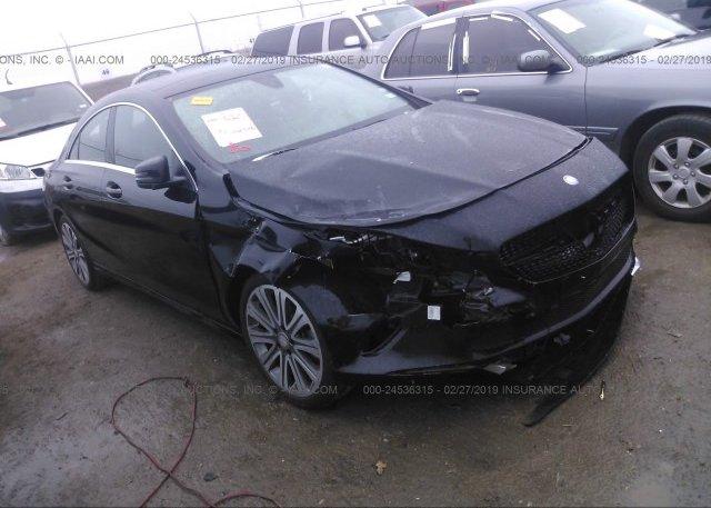 Inventory #616016829 2017 Mercedes-Benz CLA
