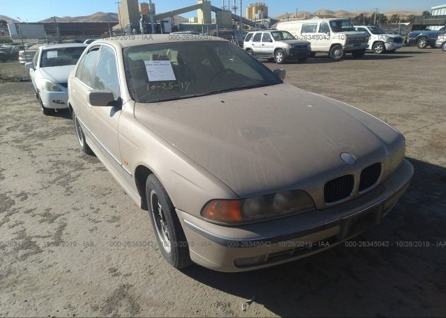 Inventory #918374511 1998 BMW 528