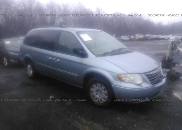 Inventory #786569159 2006 Chrysler TOWN & COUNTRY