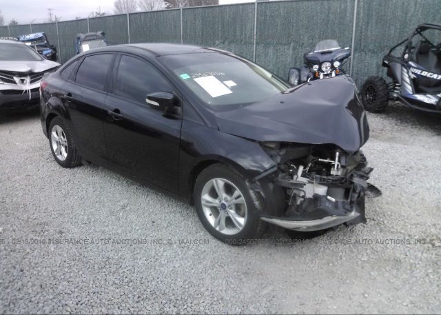 Inventory #748681167 2014 FORD FOCUS