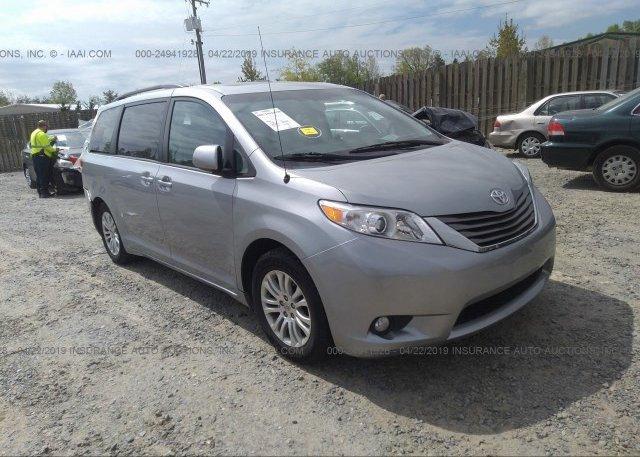 Inventory #877792404 2014 Toyota SIENNA