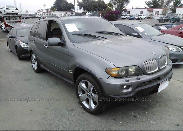 Inventory #354711287 2006 BMW X5