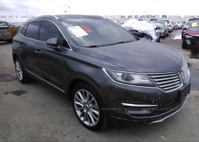 Inventory #506535199 2017 Lincoln MKC