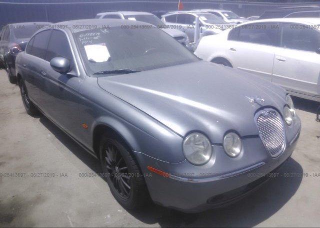 Inventory #734654254 2006 Jaguar S-TYPE