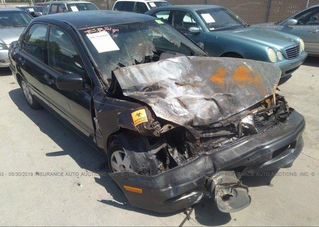 Inventory #280451421 2002 Mitsubishi LANCER