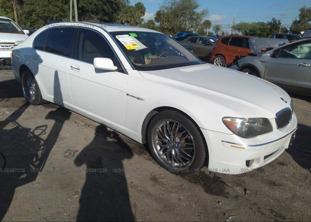 Inventory #670694911 2007 BMW 750