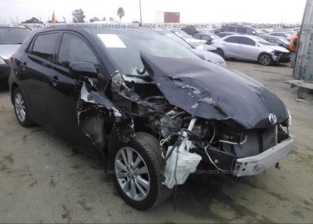 Inventory #841132823 2010 Toyota COROLLA MATRIX