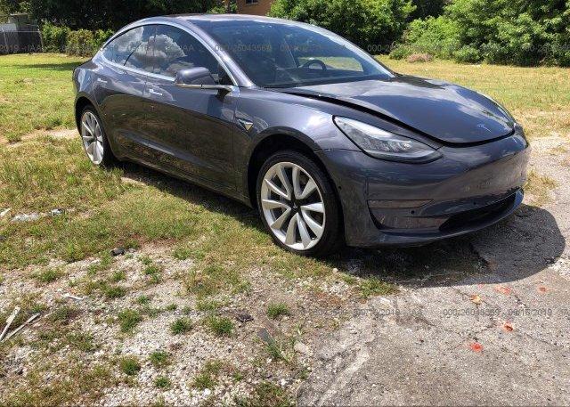Inventory #460848474 2018 Tesla MODEL 3