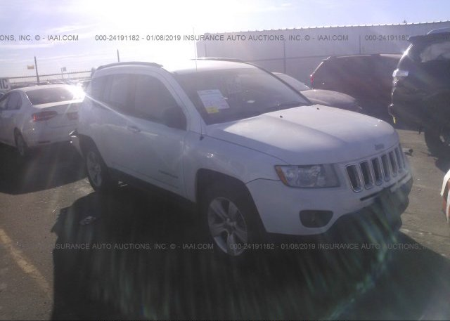 Inventory #468513995 2012 JEEP COMPASS