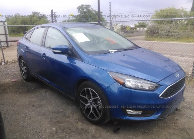 Inventory #546453804 2018 FORD FOCUS