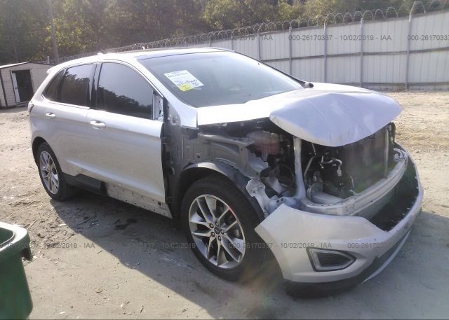 Inventory #647784159 2015 FORD EDGE