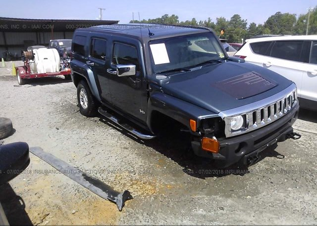 Inventory #284245338 2007 Hummer H3