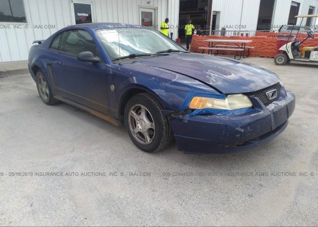 Inventory #832650372 2004 FORD MUSTANG