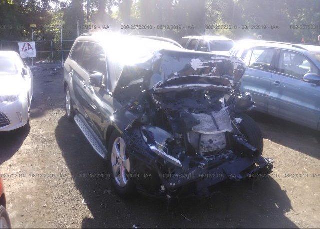 Inventory #511360733 2017 Mercedes-Benz GLS