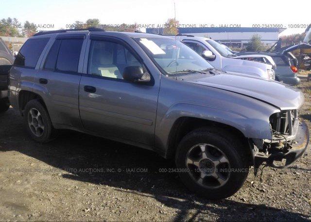 Inventory #897420130 2007 Chevrolet TRAILBLAZER