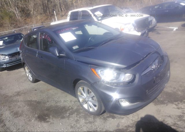 Inventory #147546797 2012 Hyundai ACCENT